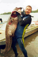 Underwater hunt 2002: the season of new names