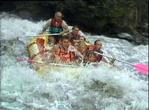 Rafting on Mzmita