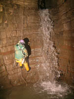 SPELEOLOGY. A TRIP TO THE CENTER OF EARTH